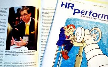 """Interview Magazin HR-Performance: """"Talente und Potentials durch Begeisterung gewinnen"""""""