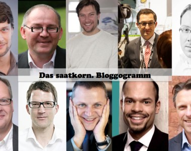 saatkorn. Bloggogramm # 1: Employer Branding und Personalmarketing Highlights 2013