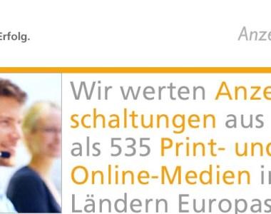 Unternehmen investieren 740 Mio. Euro in 2,24 Mio. Stellenanzeigen im Jahre 2013