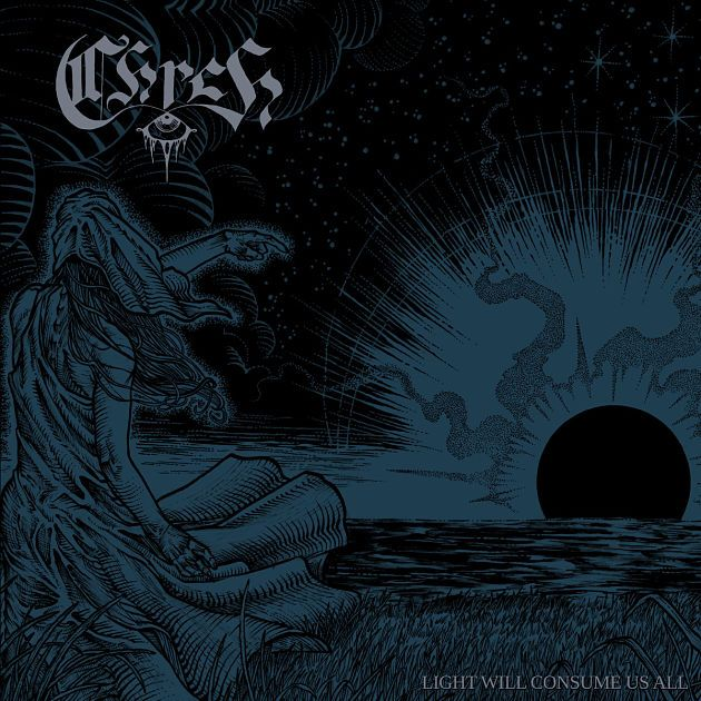 Chrch - Light Will Consume Us All (2018) - Reigns The Chaos