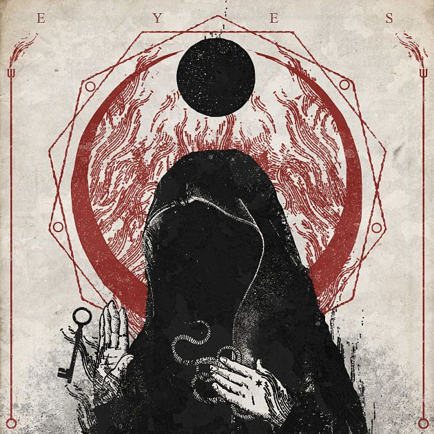 Eyes - S/T (2018) - Reigns The Chaos