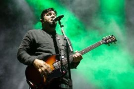 Chino Moreno - Brief Exchange - Dark Nights: Metal Deluxe Edition.