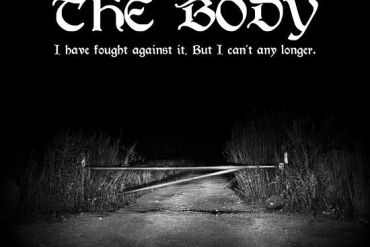 """The Body - The Body – """"I have fought against it, but it can´t any longer"""" (2018)"""