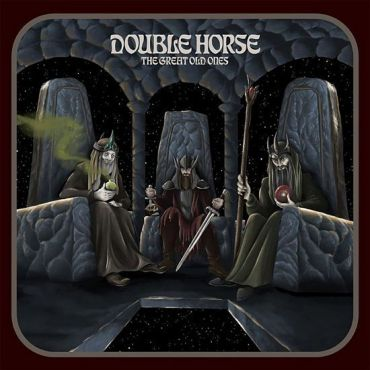 "Double Horse - ""The Great Old Ones"" (2019)"