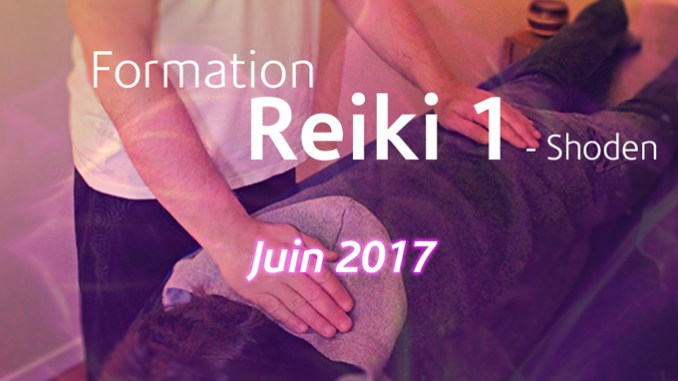 Reiki Zen - Formation Reiki 1