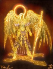 Work closely with Archangel Michael, Metatron and Raphael