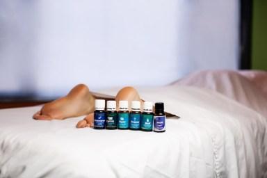 Raindrop oils