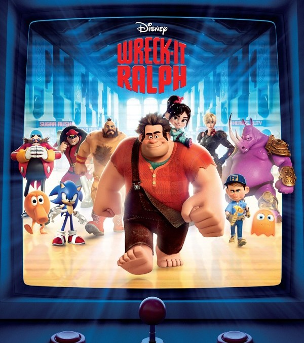 "Being Bad is Good in ""Wreck-It Ralph"""