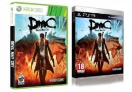 DmC GameCD