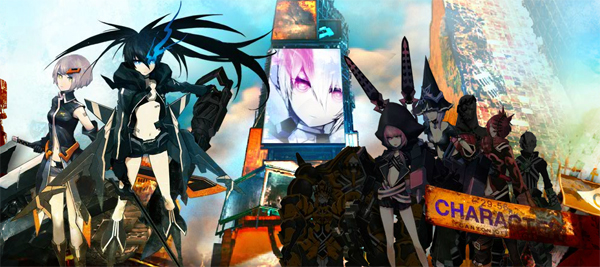 Black Rock Shooter The Game Finally Gets a Release Date
