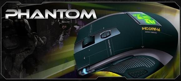 Armageddon Phantom Mouse Review