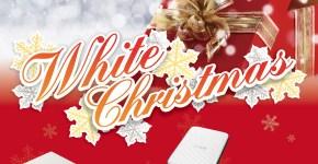 白色耶誕新聞稿
