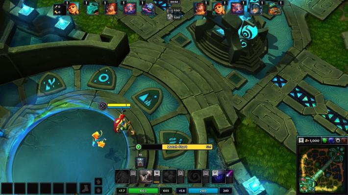 strife gameplay 1
