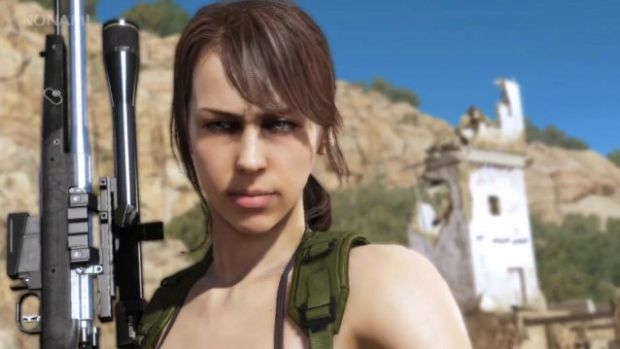 New Metal Gear Solid V Footage [TGS 2014]