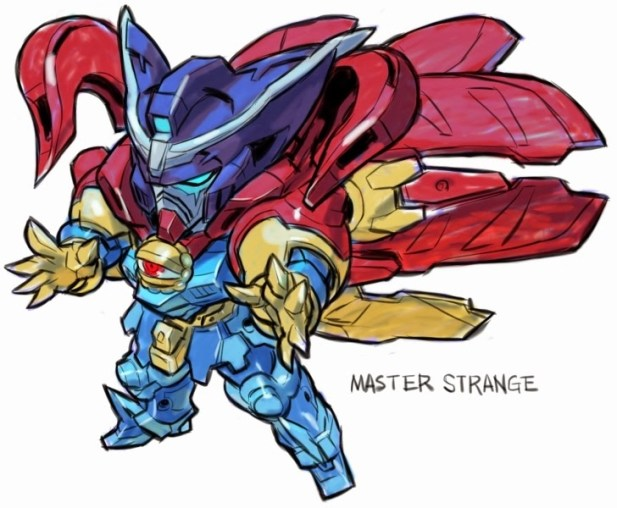 dr strange