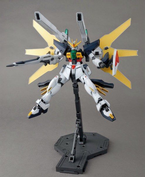 mg gundam double x 2