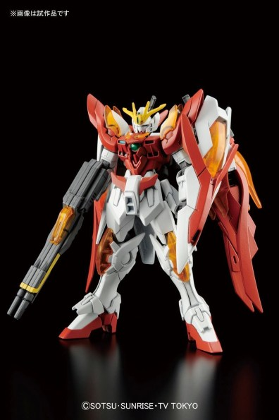 wing zero honoo 2