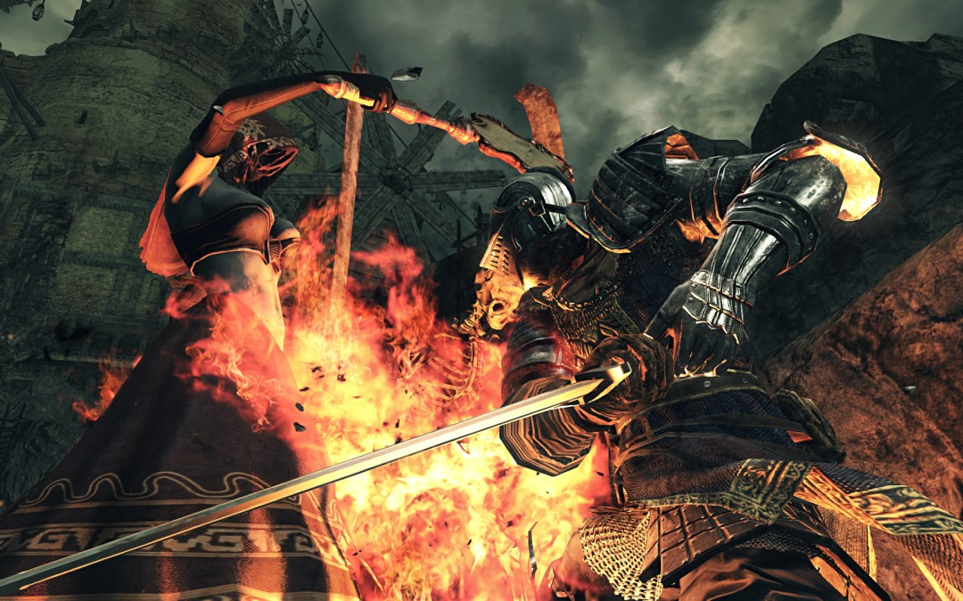 Dark Souls™ II: Scholar of the First Sin Is Now Available