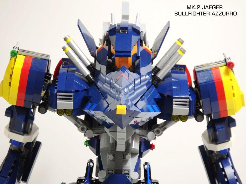 bull fighter azzuro 2
