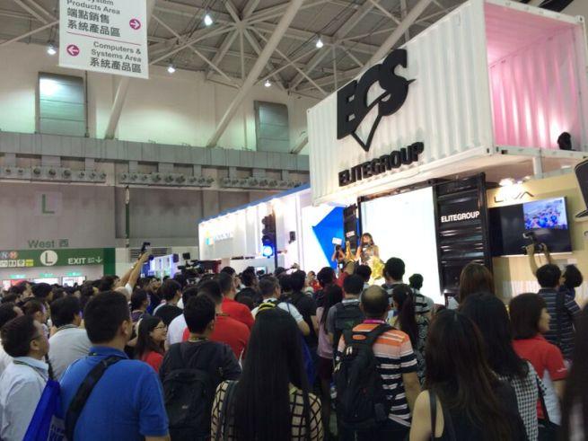 2015computex event pic