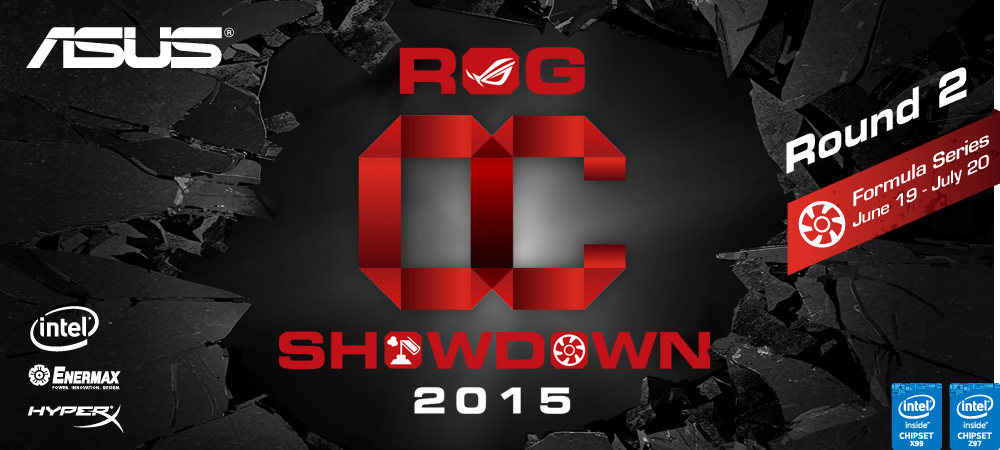 [PR] ASUS Republic of Gamers Announces OC Showdown 2015 Formula Series R2 (2)