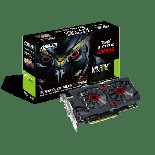 [PR] ASUS Announces Strix GTX 950