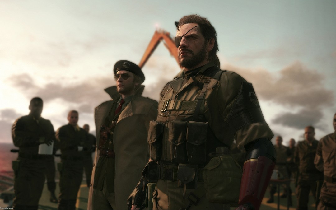 Take a peek at Metal Gear Solid V: The Phantom Pain's System Requirements