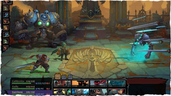 Battle Chasers: Nightwar, the RPG title based on Battle Chasers comic now up on Kickstarter