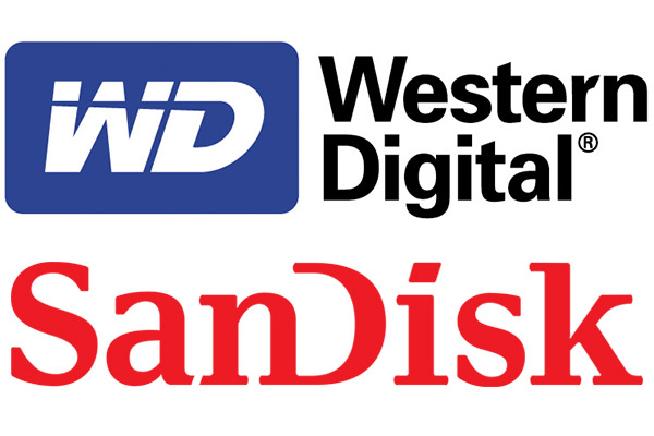 wd and sandisk