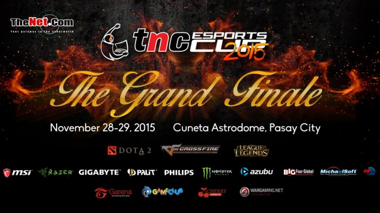 The Grand Finale 2015 Banner