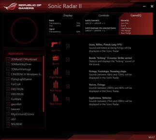 sonic radar 2