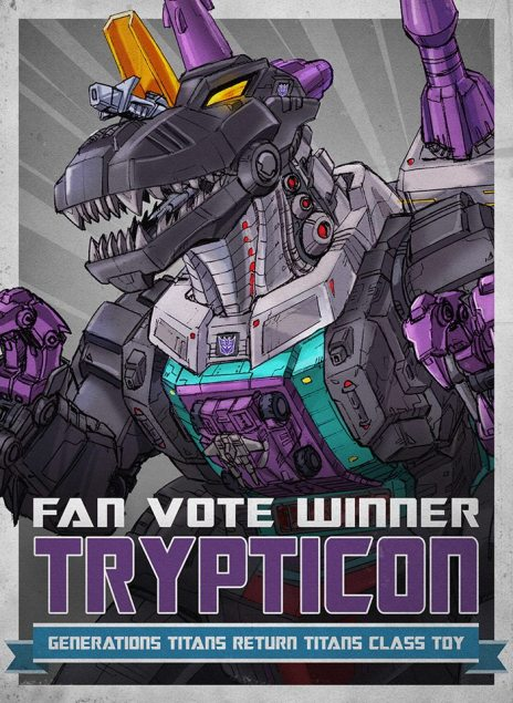 trypticon poster