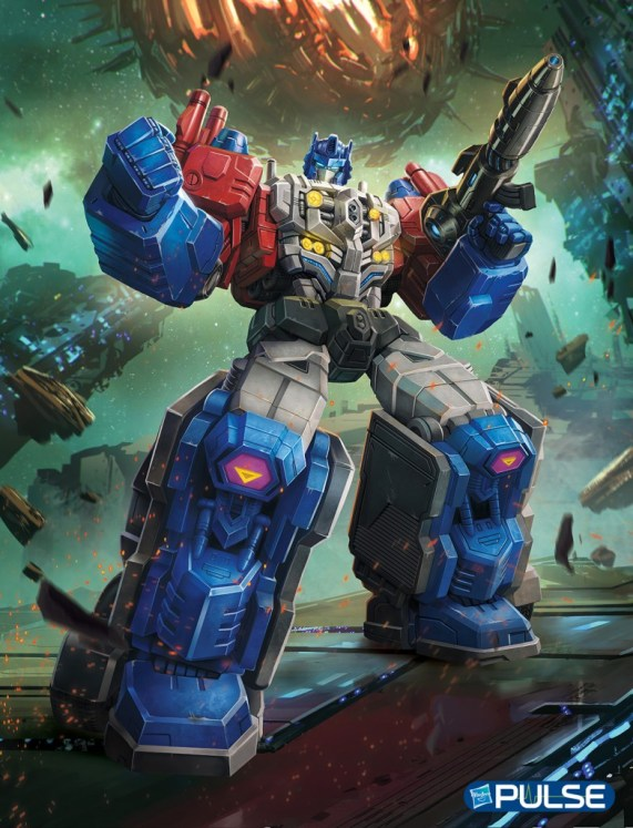 powermaster optimus prime concept