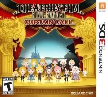 theathrythm ff curtain cover