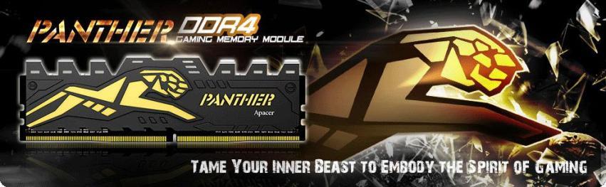 Apacer-PANTHER DDR4