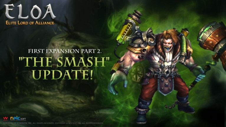 ELOA_The Smash_Update