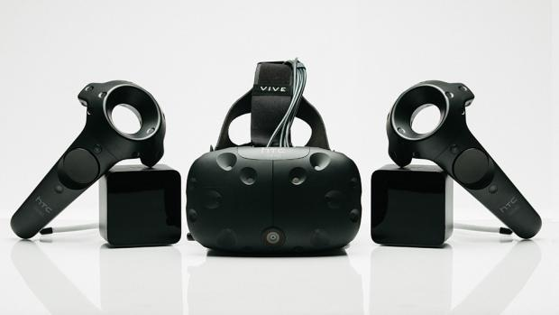 Vive Consumer Edition ready to roll out this coming April 2016