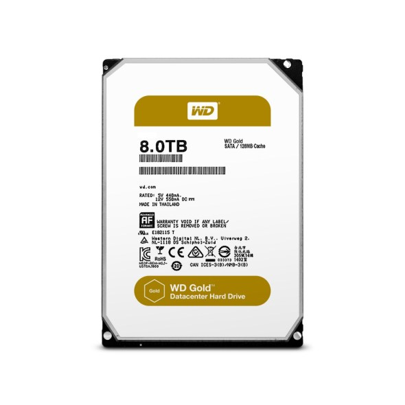 WD Gold B