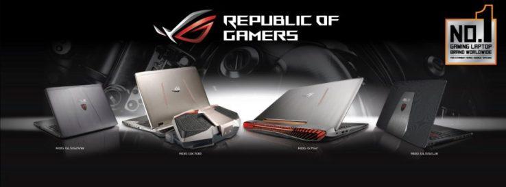 ASUS ROG - No 1 Gaming Laptop