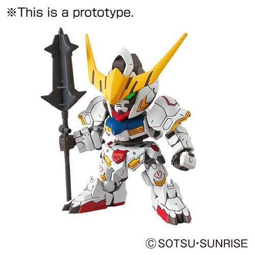 SD EX-Standard Gundam Barbatos 2