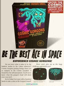 cosmic gorgons