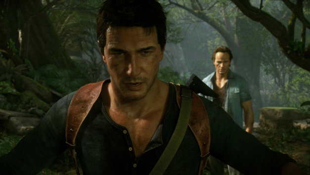 Uncharted's console lead this month further solidifies the popularity of Open World Adventure games in the Console platform in contrast to FPS on the PC.