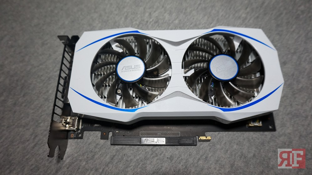 asus gtx 950 white (2 of 11)