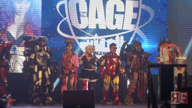 APCC Cage