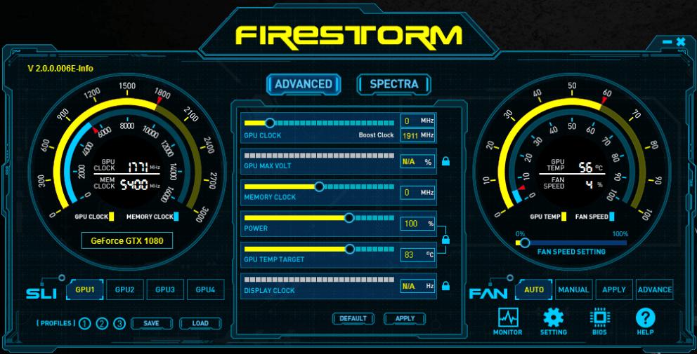 firestorm screenshot