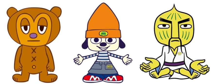 parappa the rapper anime