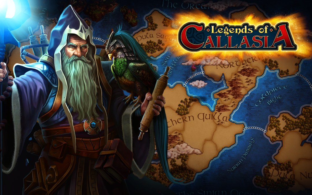 Legends of Callasia Goes Cross-Platform with App Store Release