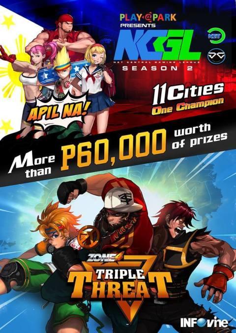zone4-triple-thread-showdown-poster-size