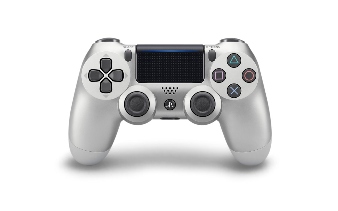 DualShock 4 New Colors on Sale This December
