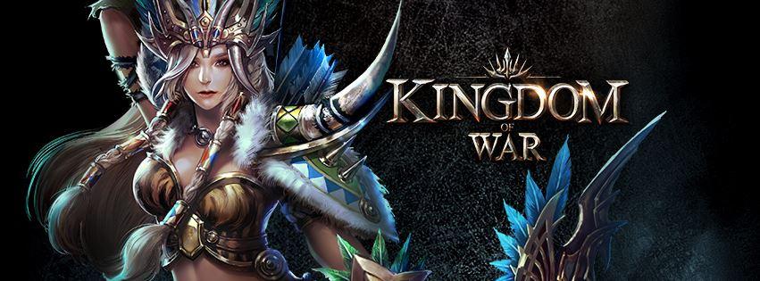 Kingdom of War's First Major Update since Release